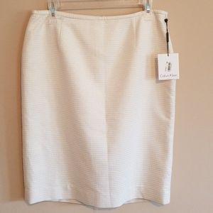 NWT Calvin Klein skirt